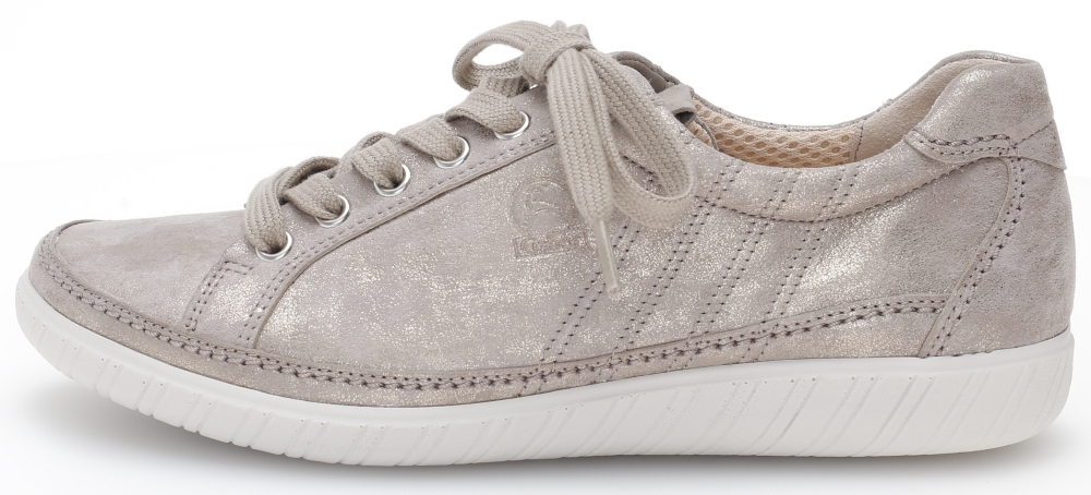 Gabor 46.458.95 Amulet Muschel metallic lace shoe Sizes - 4 to 7 Price - £89.00 (20% off) Now £71.00