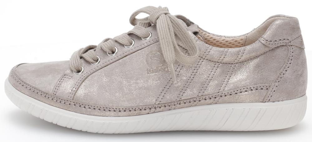 Gabor 46.458.95 Amulet Muschel metallic lace shoe Sizes - 4 to 7 Price - £89.00