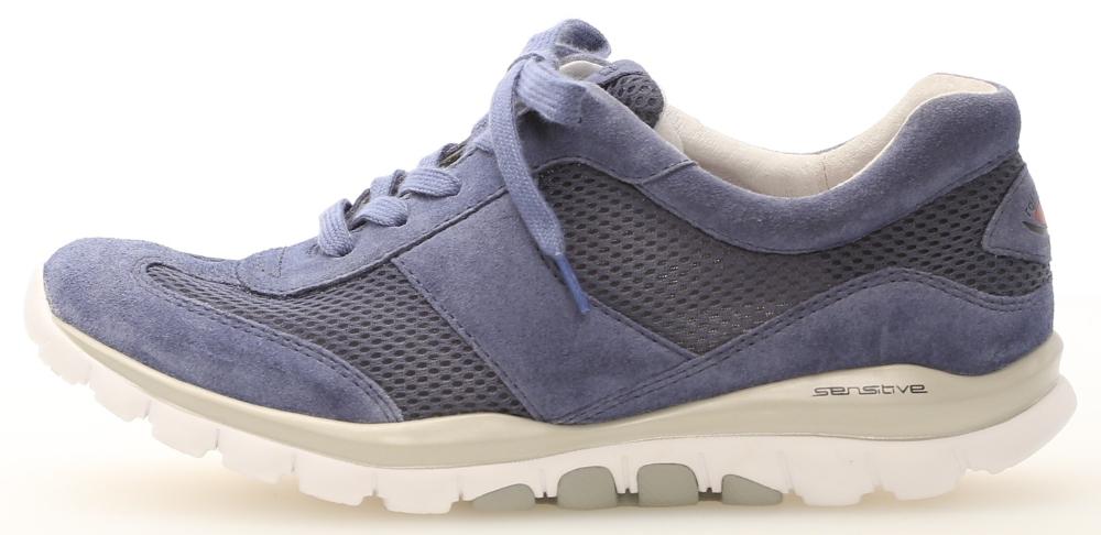 Gabor 46.966.26 Helen Denim mesh nubuck lace shoe Sizes - 4 to 8 Price - £95.00 (20% off) Now £76.00