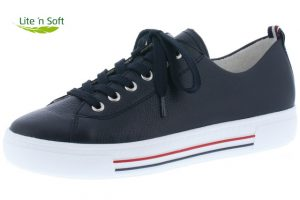 Remonte D0900-15 Pacific navy lace shoe  Sizes - 37 to 42  Price - £65.00 (20% off) Now £52.00