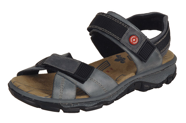 Rieker 68851-12 jeans blue hiker sandal Sizes - 37 to 42 Price - £57.00 (20% off) £45.00