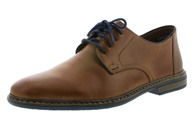 Rieker Mens 13422-25 Tan lace shoe Sizes - 41 to 45 Price - £67.00 (20% off) £53.00