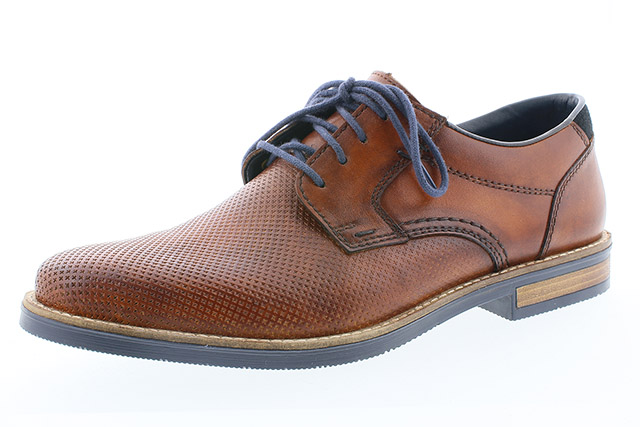 Rieker Mens 13511-24 Tan navy lace shoe Sizes - 40 to 45 Price - £79.00 (20% off) £63.00