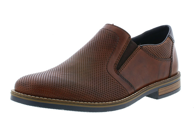 Rieker Mens 13571-24 Tan casual shoe Sizes - 41 to 45 Price - £75.00 (20% off) £60.00