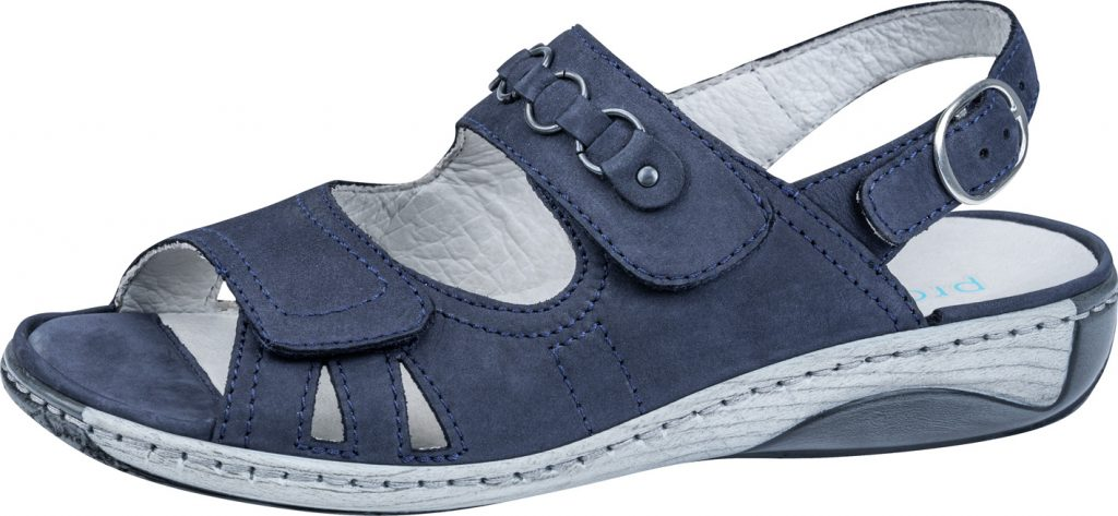 Waldlaufer 210004 Garda marine twin strap sandal Sizes - 4 to 7 Price - £62.00 (20% off) Now £49.00