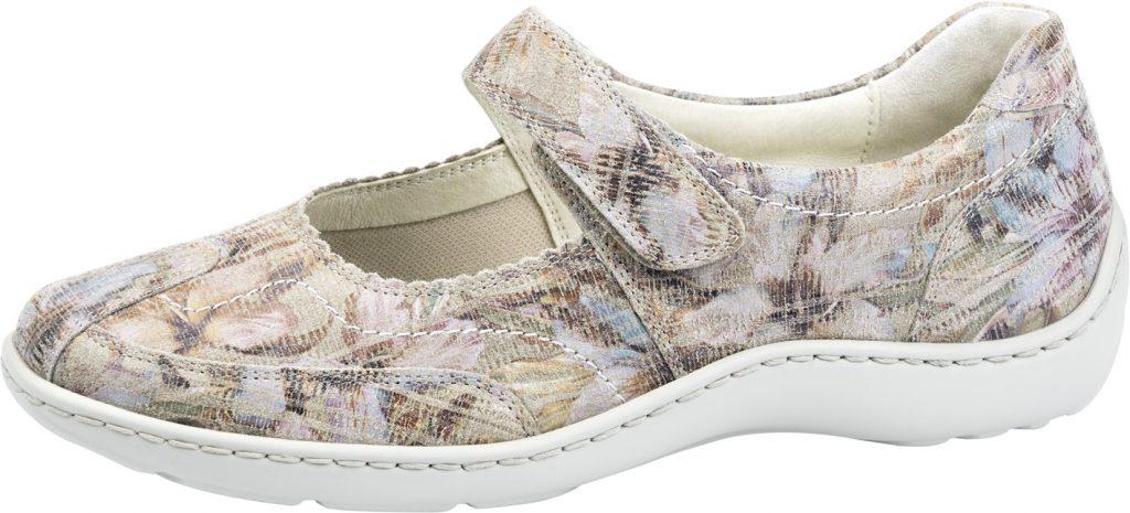 Waldlaufer 496302 Henni Beige multi bar shoe Sizes - 4 to 7 Price - £72.00 (20% off) Now £57.00