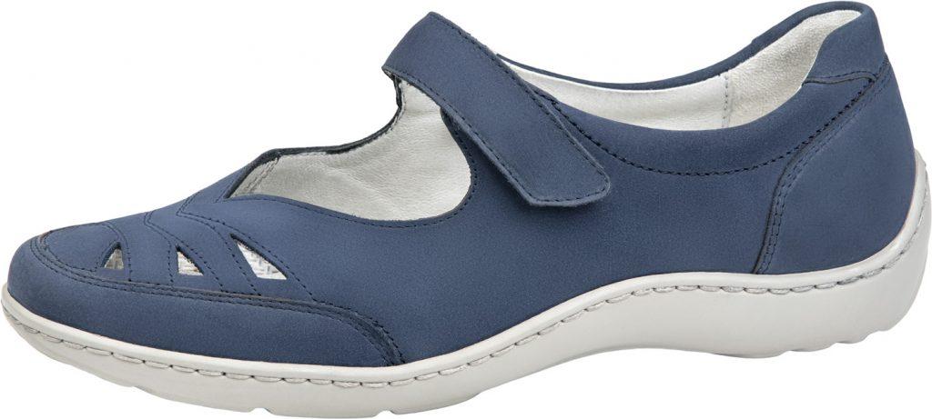 Waldlaufer 496309 Henni Jeans blue bar shoe Sizes - 5 to 8 Price - £72.00 (20% off) Now £57.00