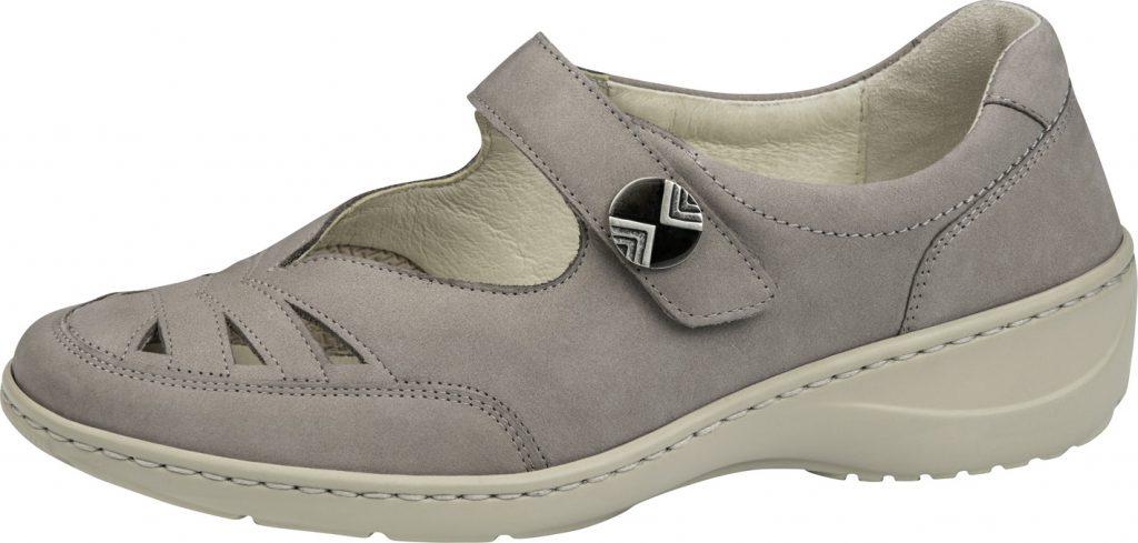 Waldlaufer 607309 Kya Taupe bar shoe Sizes - 4 to 7 Price - £72.00 (20% off) Now £57.00