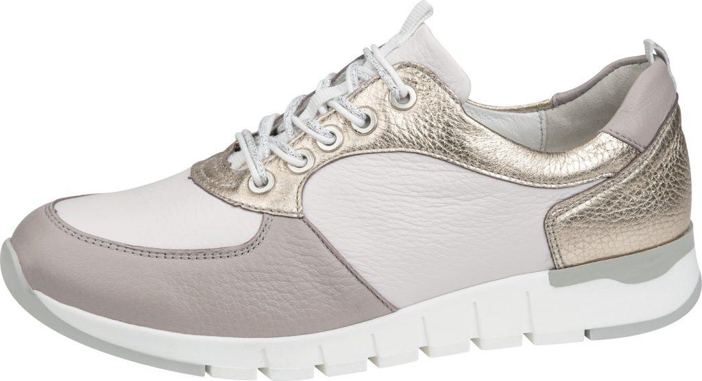 Waldlaufer 908012 H Petra Rose cream multi lace shoe Sizes - 4 to 7 Price - £79.00 (20% off) Now £63.00