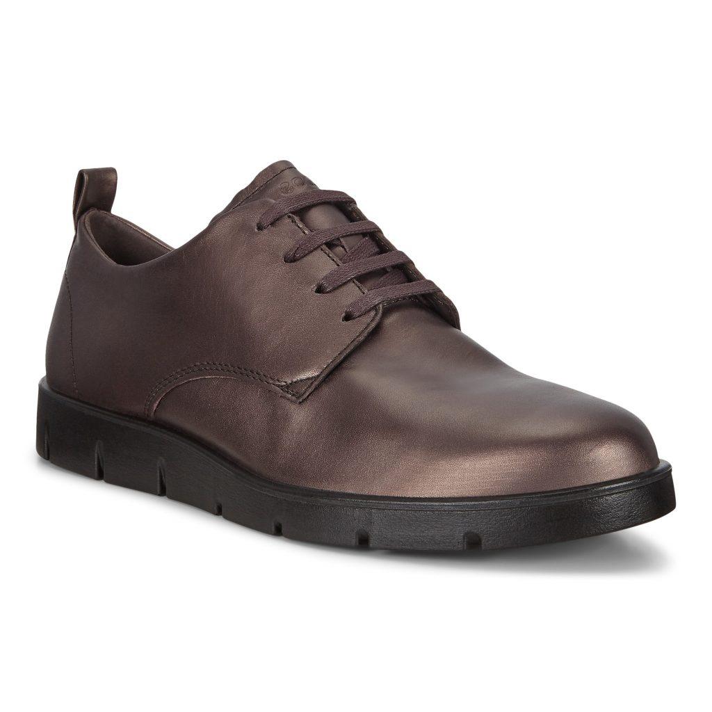 Ecco 282043 Bella Bronze Lace Shoe   Sizes - 37 to 42  Price - £95 NOW £69