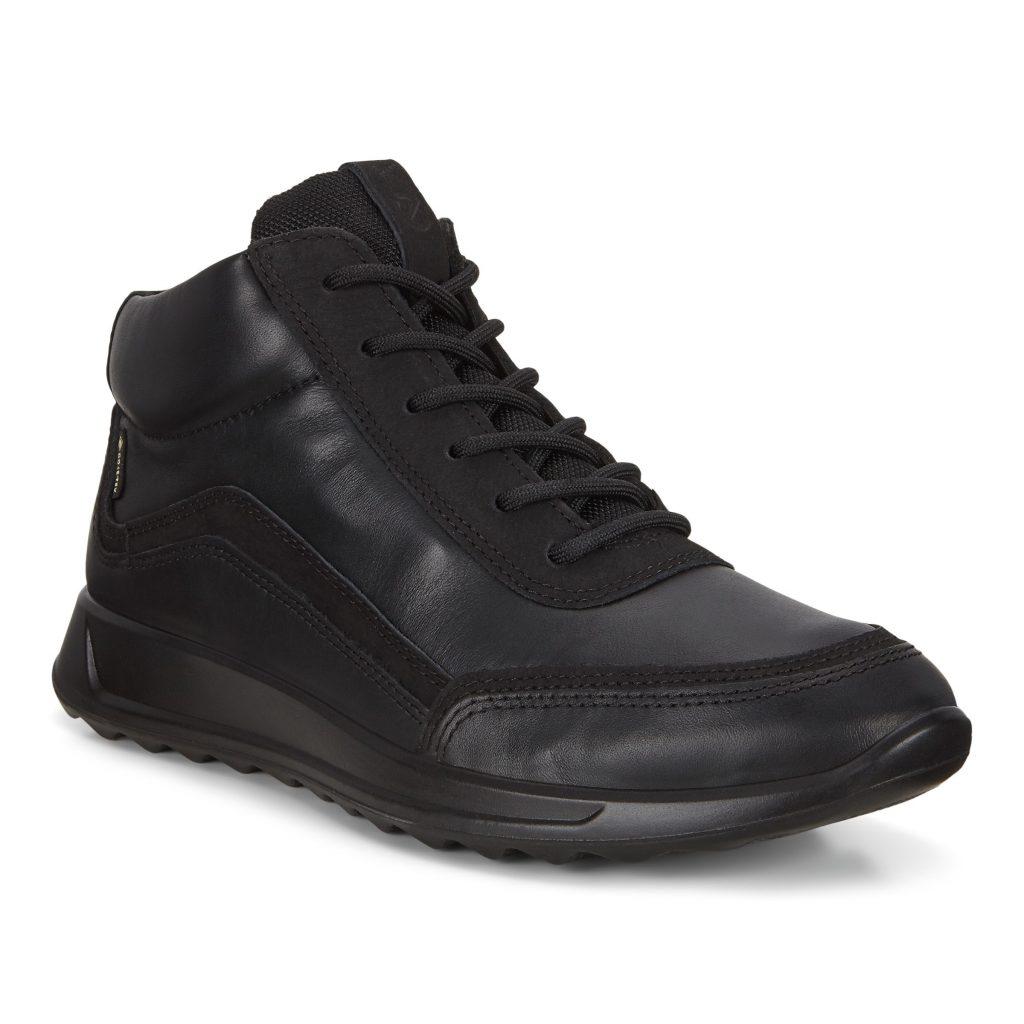 Ecco 292373 Flexure Black GoreTex Lace Boot  Sizes - 37 to 41  Price - £130 NOW £89