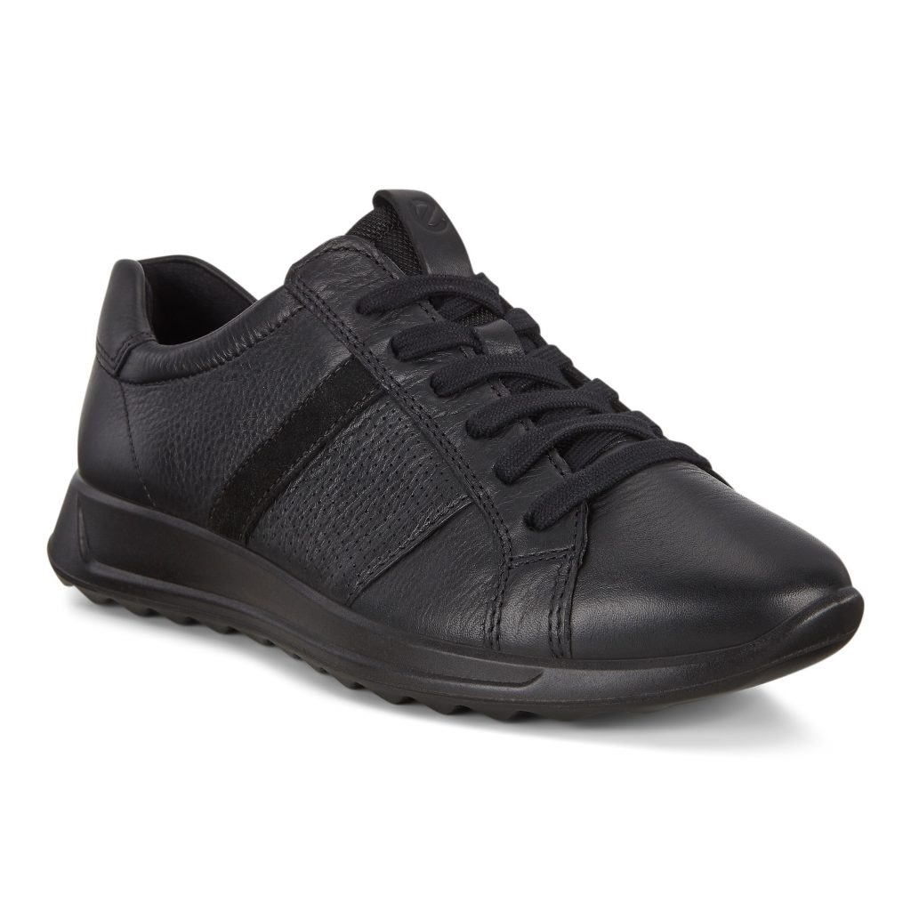 Ecco 292423 Flexure Black Lace Shoe    Sizes - 40, 41 and 42.    Price - £90