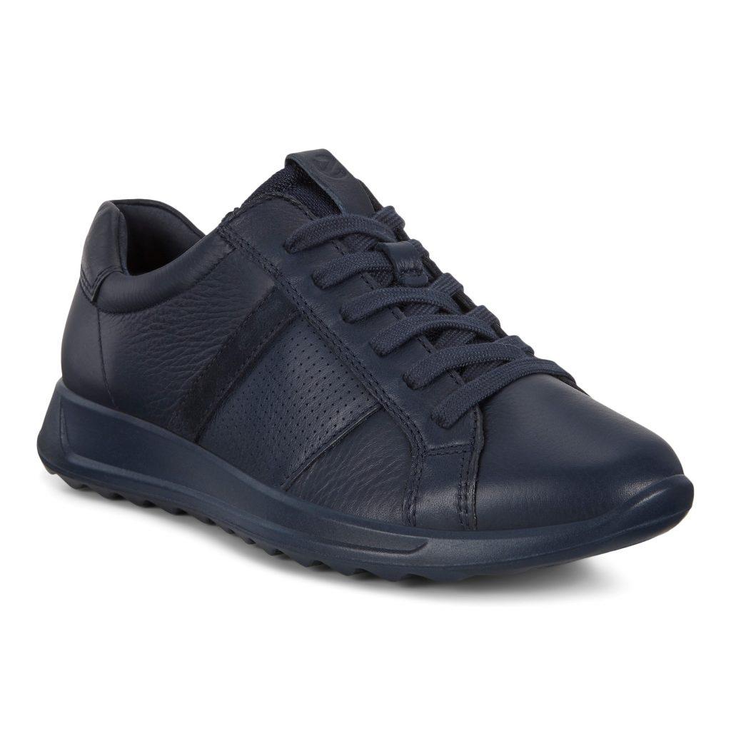 Ecco 292423 Flexure Marine Lace Shoe  Sizes - 37 to 42  Price - £90