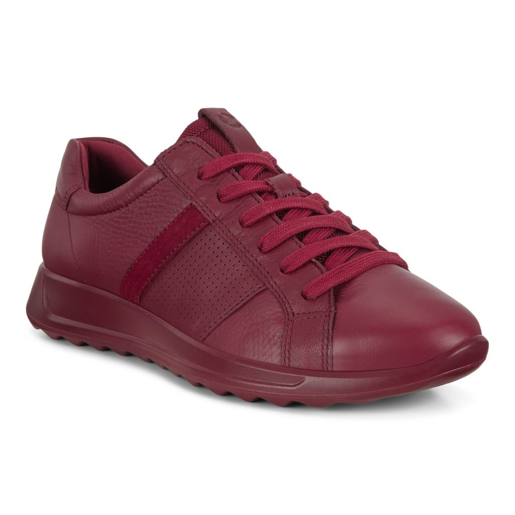 Ecco 292423 Flexure Syrah Lace Shoe  Sizes - 37,39 and 41 only  Price - £90