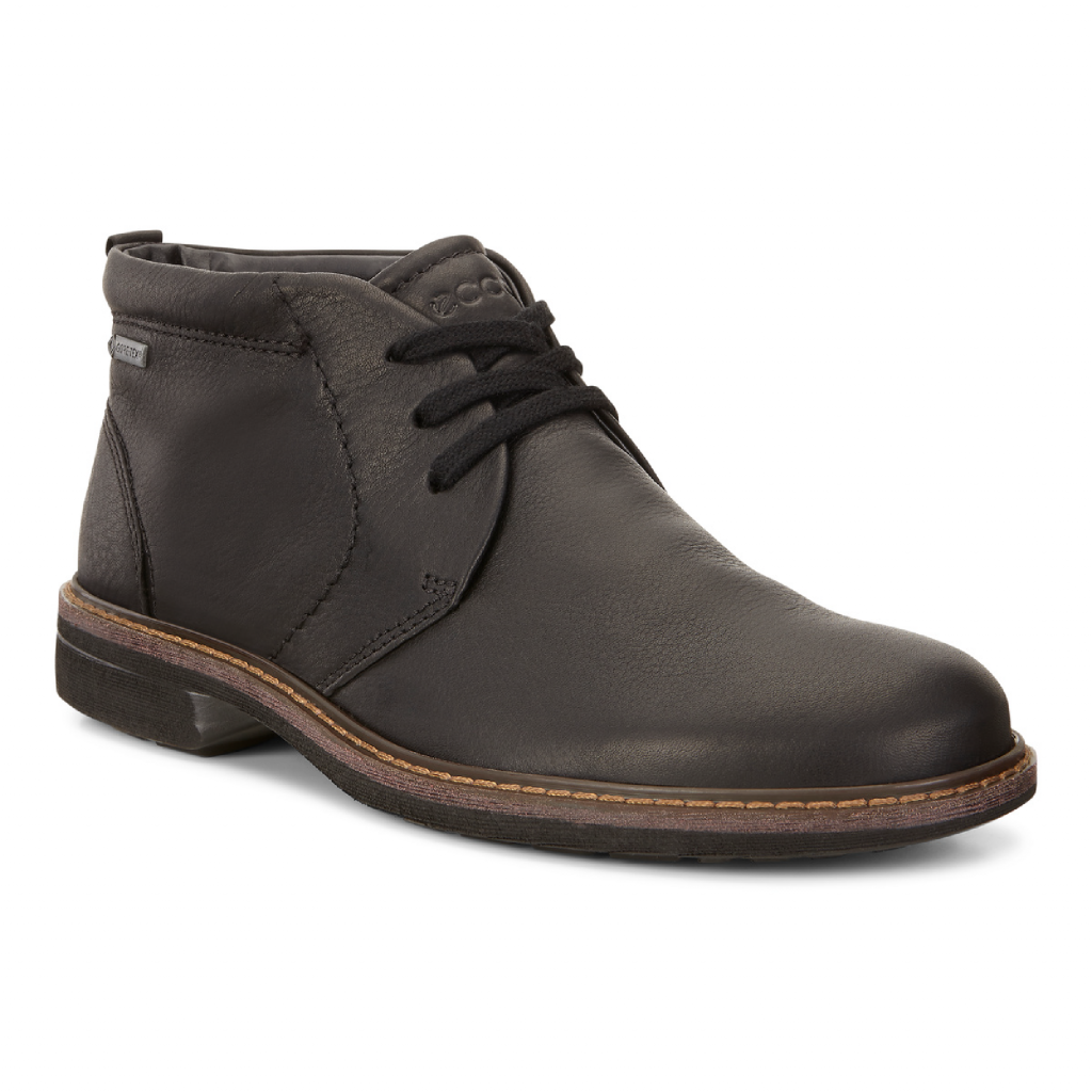 Ecco Mens 510224 Turn Brown Lace Boot Sizes - 41 to 45 Price - £150