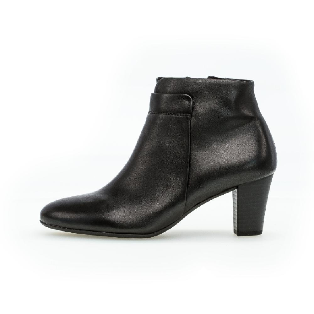 Gabor 52.961.57 Black zip boot Sizes - 4.5 to 7 Price - £95