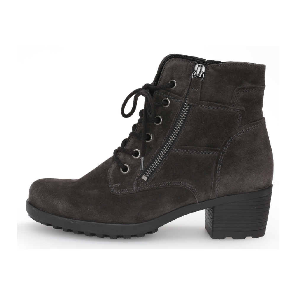 Gabor 54.680.19 Black zip boot Sizes - 4.5 to 7 Price - £95