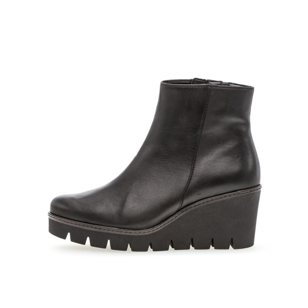 Gabor 54.780.27 Black zip boot Sizes - 4.5 to 7 Price - £110