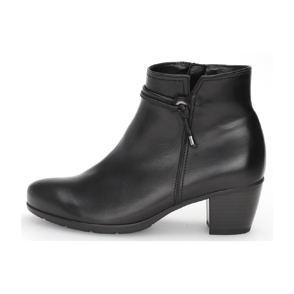 Gabor 55.522.27 Black zip boot Sizes - 4.5 to 7 Price - £95