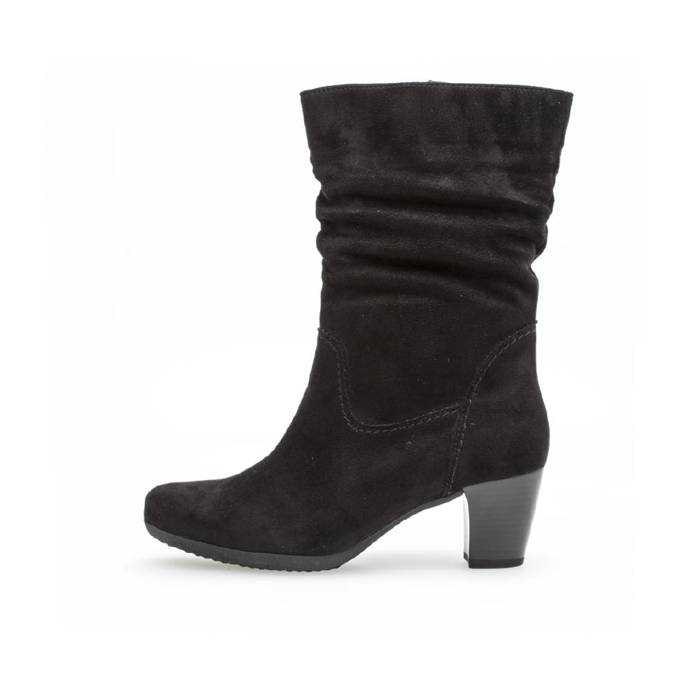 Gabor 55.804.47 Black slip-on boot Sizes - 4.5 to 7 Price - £95