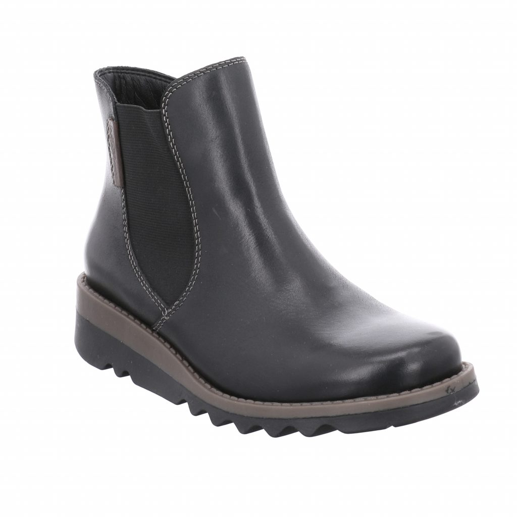 Josef Seibel Lina 05 Black Slip-on Boot Sizes - 37 to 41 Price - £99
