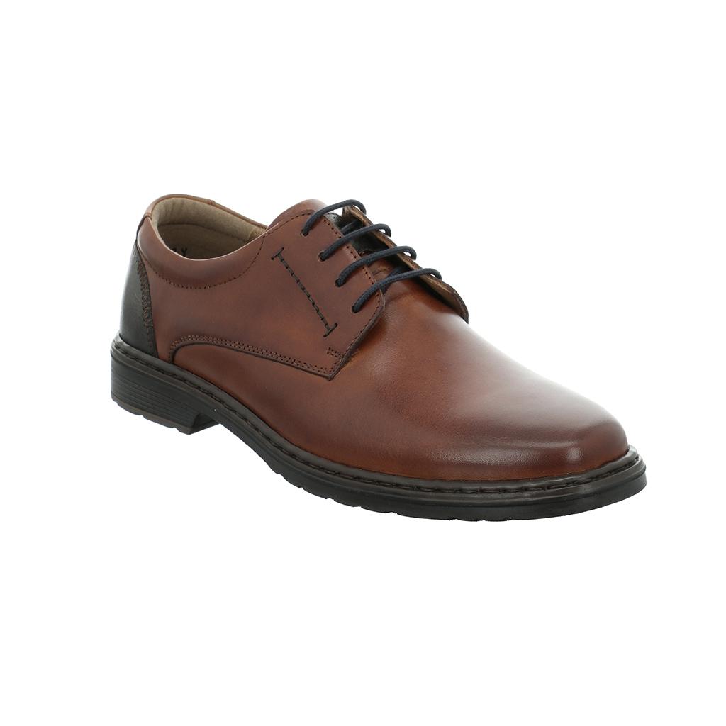 Josef Seibel Mens Alastair 01 Brown Lace Shoe Sizes - 41 to 45 Price - £79