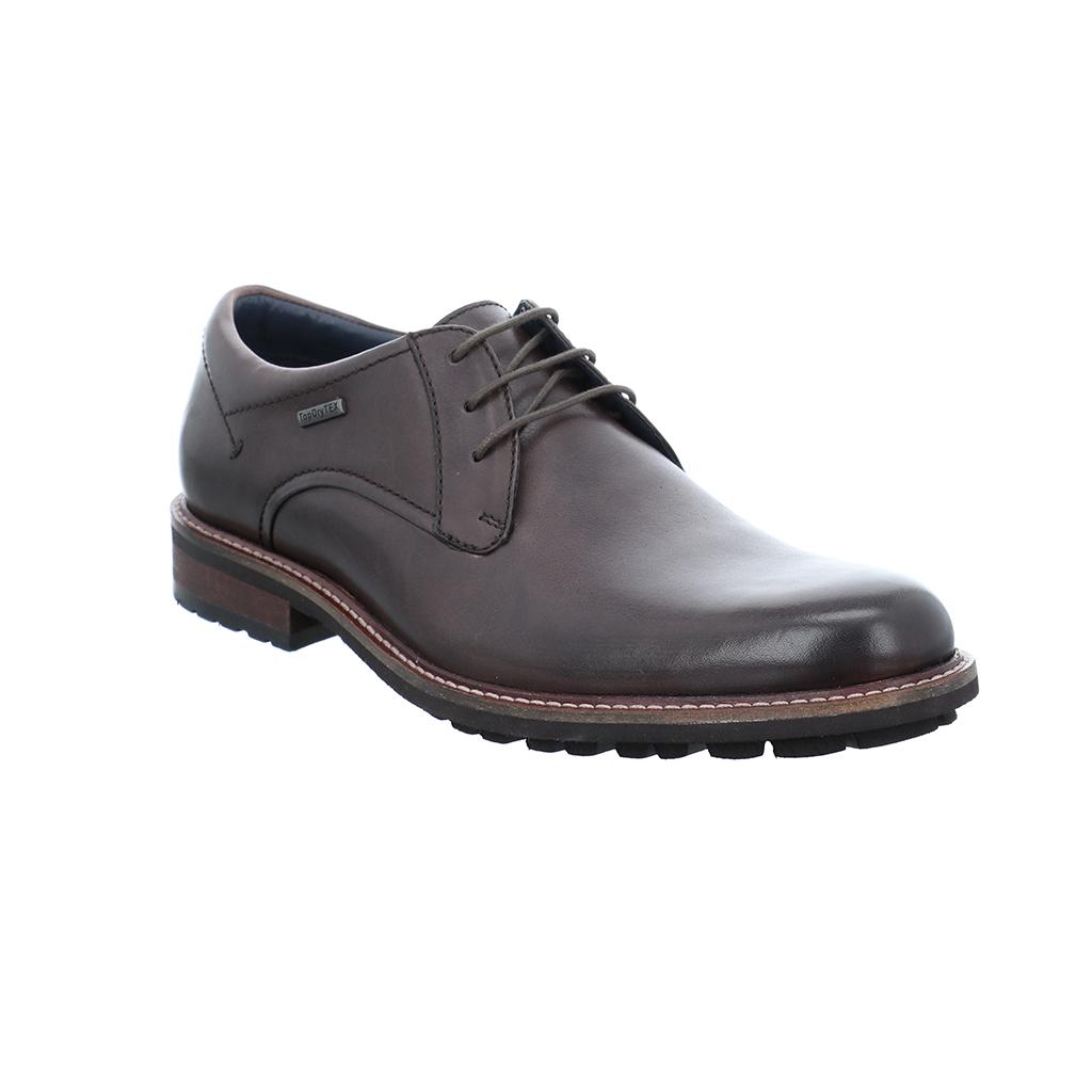 Josef Seibel Mens Jasper 54 Black Lace Shoe Sizes - 41 to 46 Price - £89