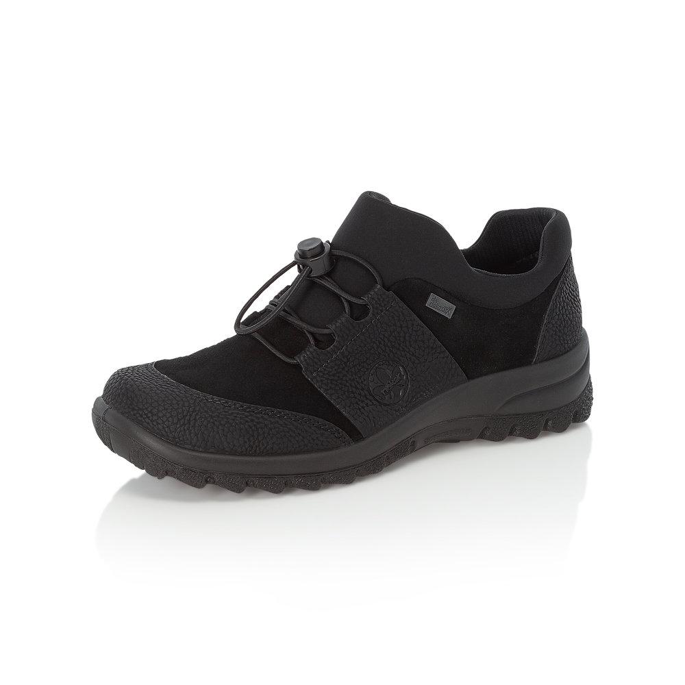 Rieker L7180-00 Black slip-on shoe Sizes - 37 to 41 Price - £65