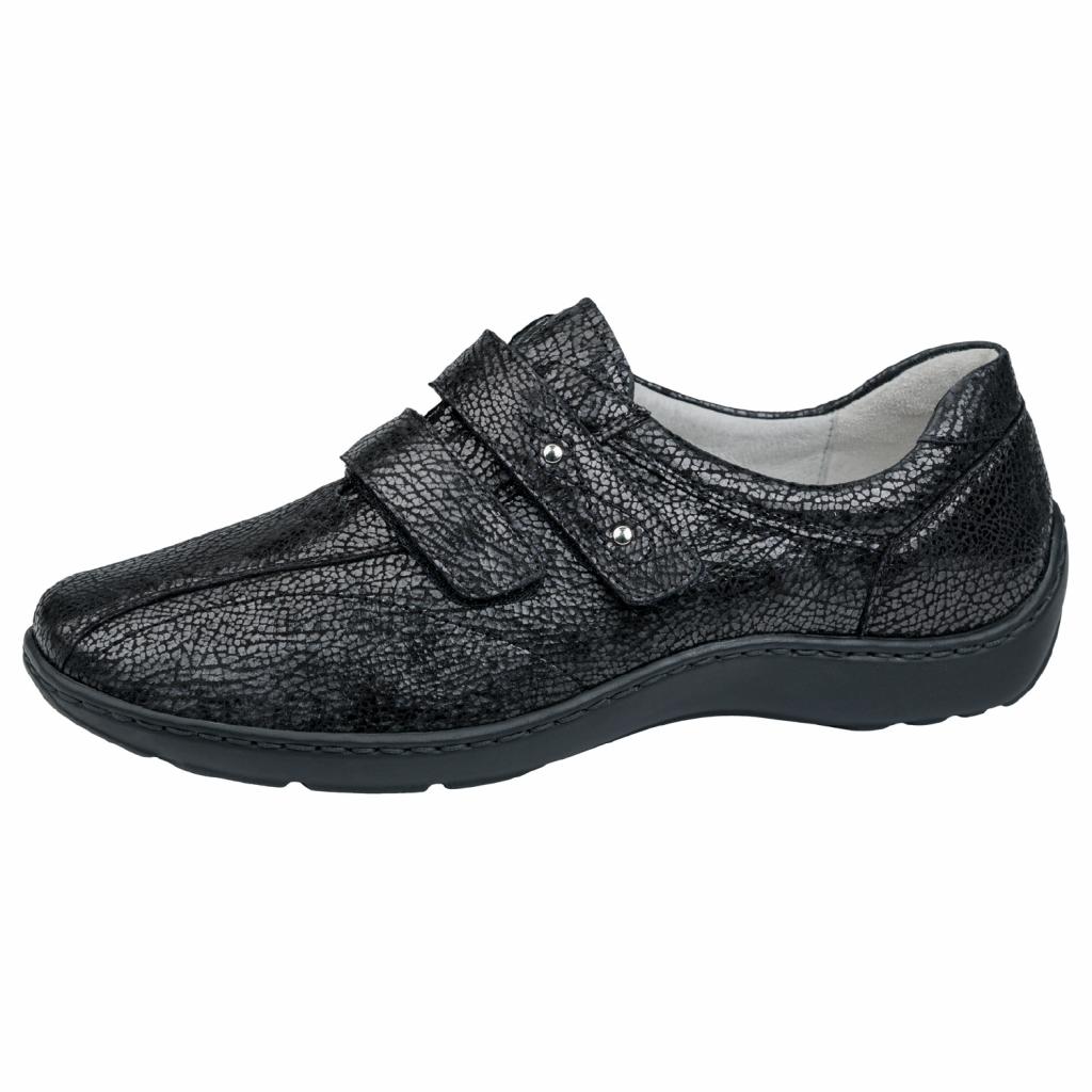 Waldläufer 496301 Black Velcro Shoe Sizes - 5 to 8 Price - £75