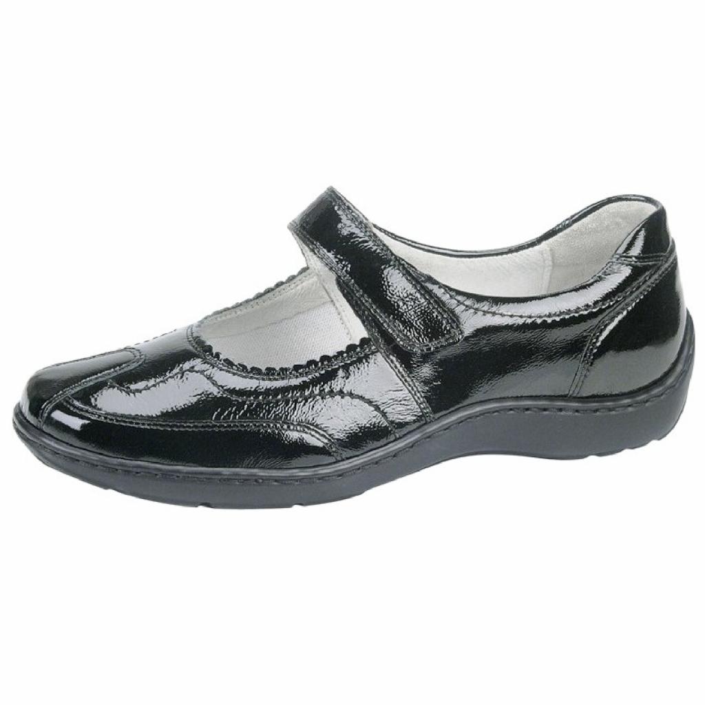 Waldläufer 496302 Black Velcro Shoe Sizes - 4 to 8 Price - £75
