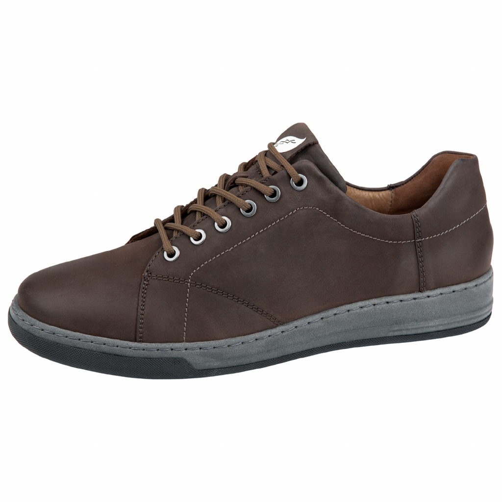 Waldläufer Mens 971003 Brown Lace Shoe Sizes - 8 to 10 Price - £95