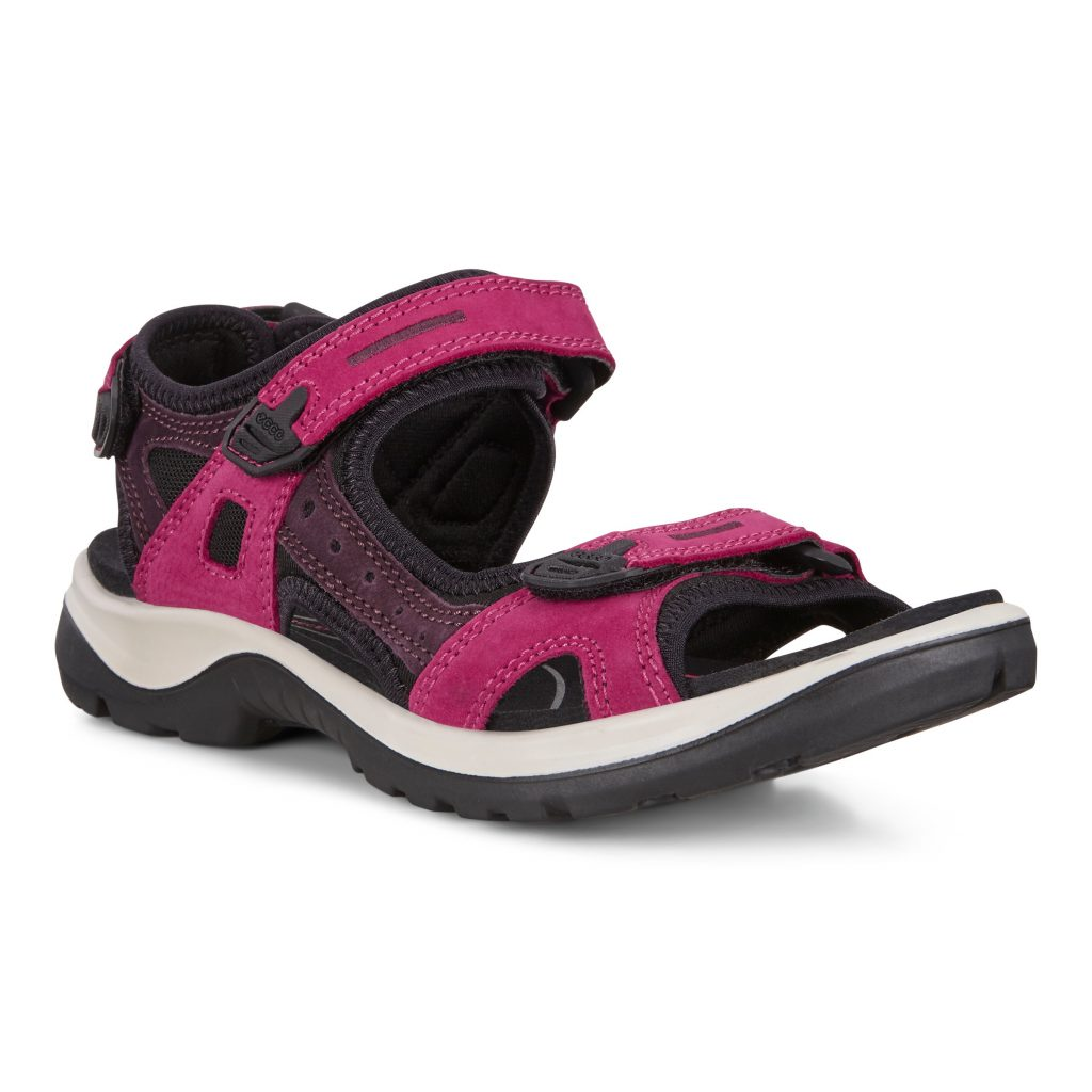 Ecco 069563 Offroad Sangria Hiker sandal  Sizes - 37 to 41  Price - £90