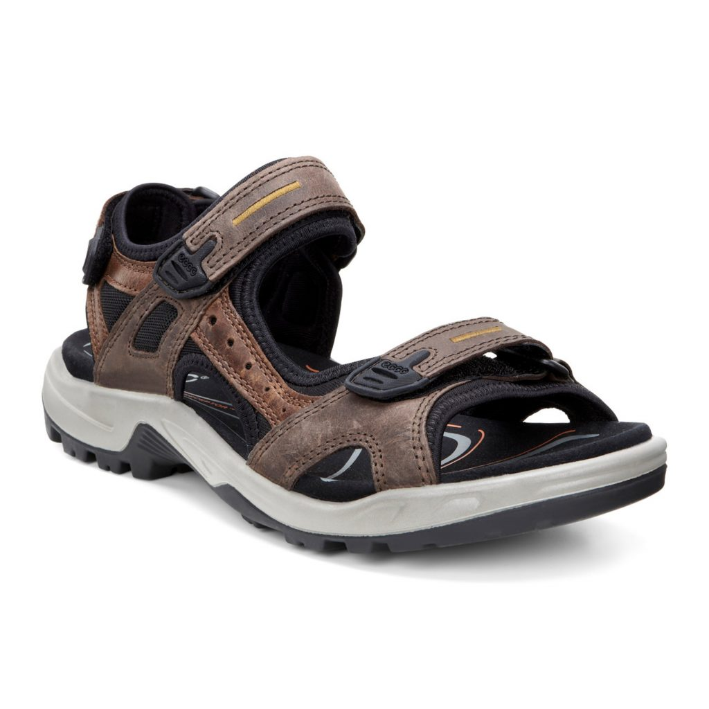 Ecco Mens 069564 Offroad Brown Hiker sandal  Sizes - 41 to 45  Price - £90