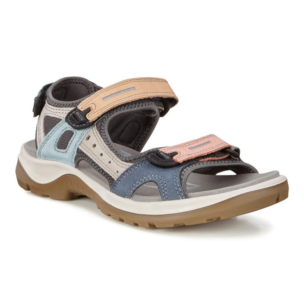 Ecco 822083 Offroad Multi sandal  Sizes - 37 to 41  Price - £95
