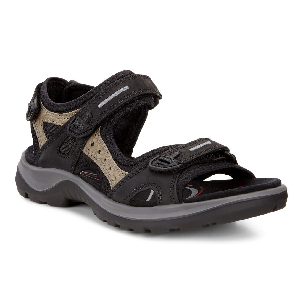 Ecco 069563 Offroad Black mole Hiker sandal  Sizes - 37 to 41  Price - £90