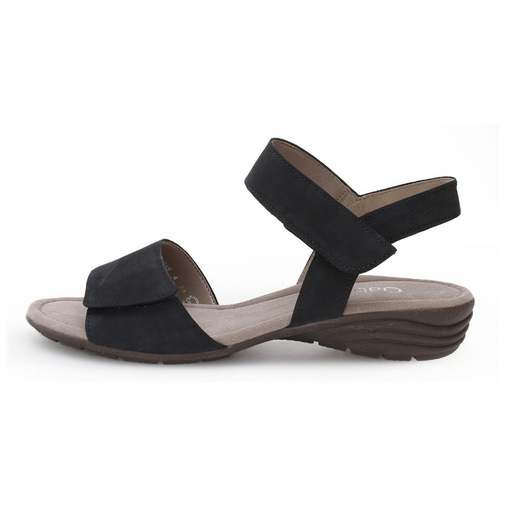 Gabor 44.552.16 Entitled Nightblue nubuck sandal Sizes - 4 to 7 Price - £75