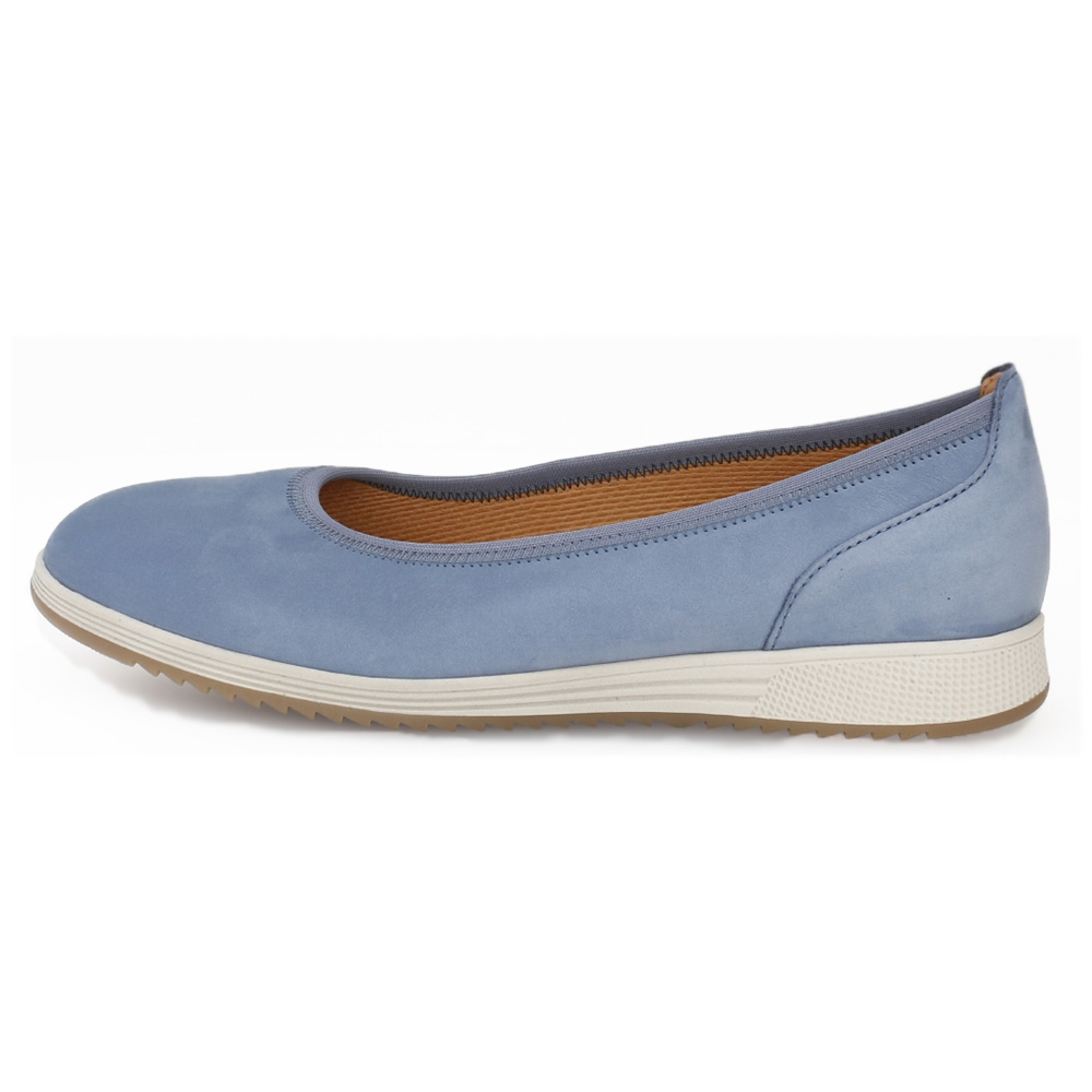 Gabor 64.110.10 Haize Jeans nubuck pump Sizes - 5 to 7 Price - £75