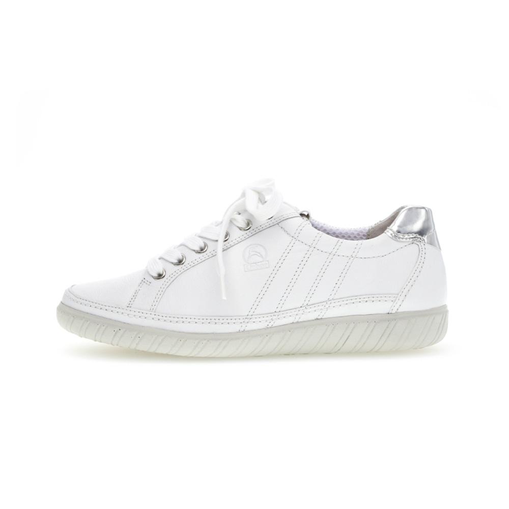 Gabor 66.458.50 Amulet white lace shoe Sizes - 4.5 to 7 Price - £89