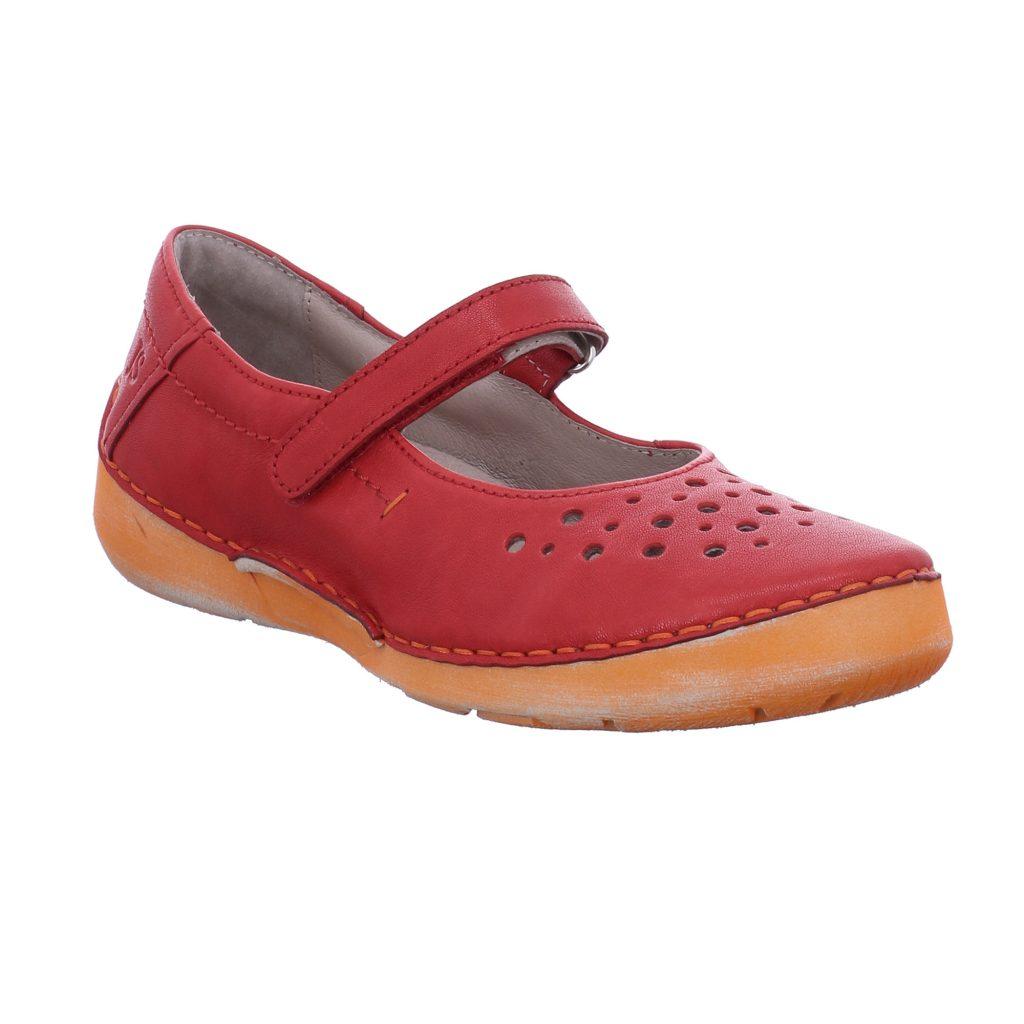 Josef Seibel Fergey 77 Red bar shoe Sizes - 37 to 40 Price - £79