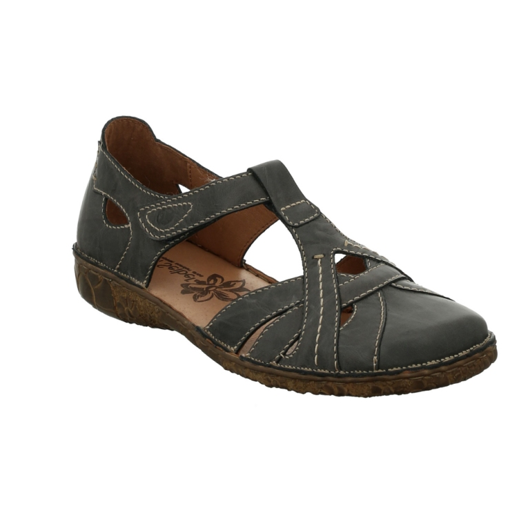 Josef Seibel Rosalie 29 Jeans T bar sandal Sizes - 37 to 41 Price - £75