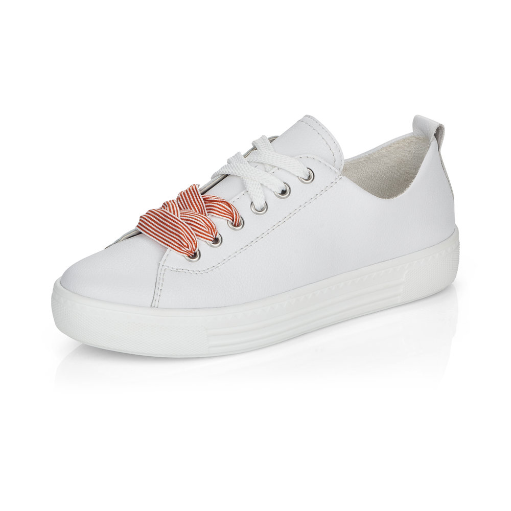 Remonte D0900-81 White lace shoe Sizes - 37 to 41 Price - £67