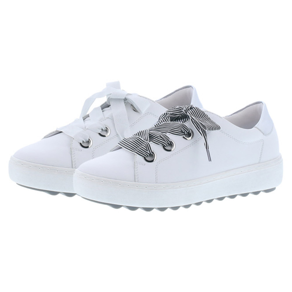 Remonte D1002-80 white lace shoe Sizes - 37 to 41 Price - £ 69.00