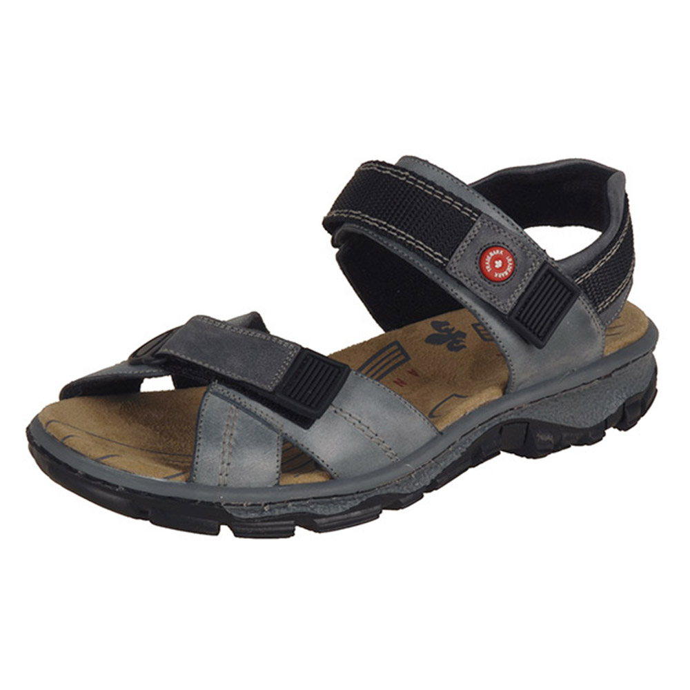 Rieker 68851-12 jeans blue hiker sandal Sizes - 36, 37 and 42. Price - £57