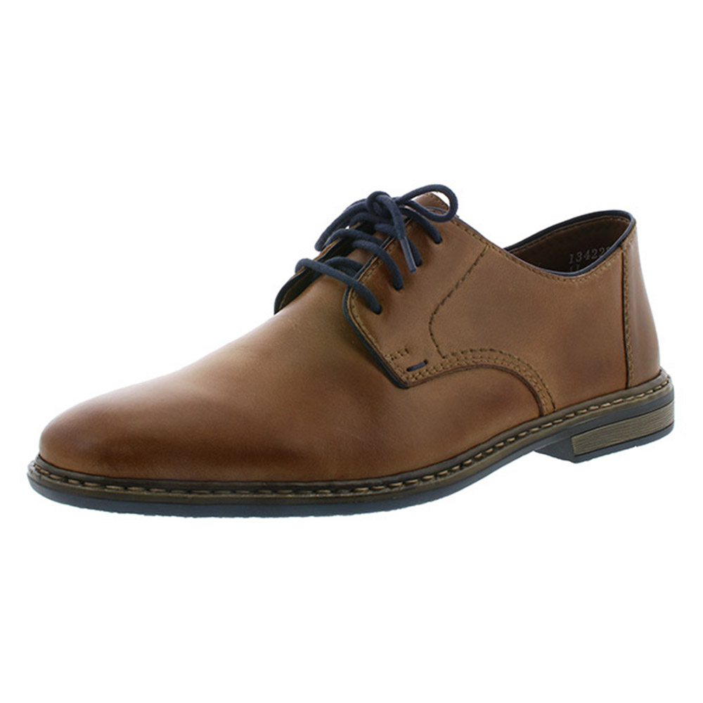 Rieker Mens 13422-25 Tan lace shoe Sizes - 41 to 45 Price - £67