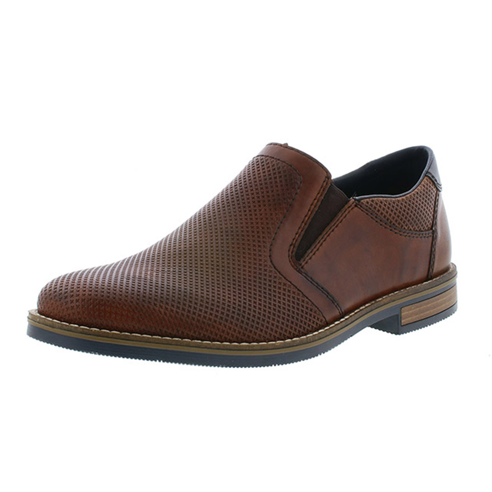 Rieker Mens 13571-24 Tan csual shoe Sizes - 41 and 43 only. Price - £75