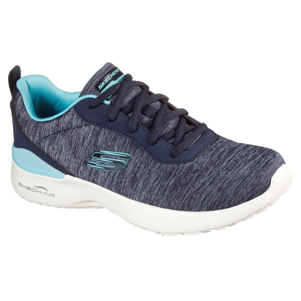 Skechers 149344 Skech Air Blue Aqua Lace Sizes - 4, 5 and 6. Price - £55