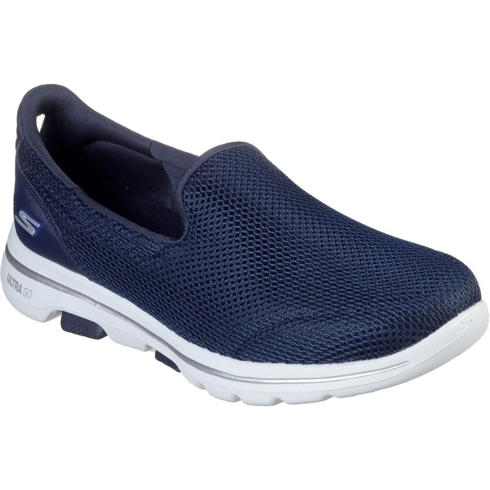 Skechers 15901 Go Walk 5 Navy White Sizes - 4 to 7 Price - £59