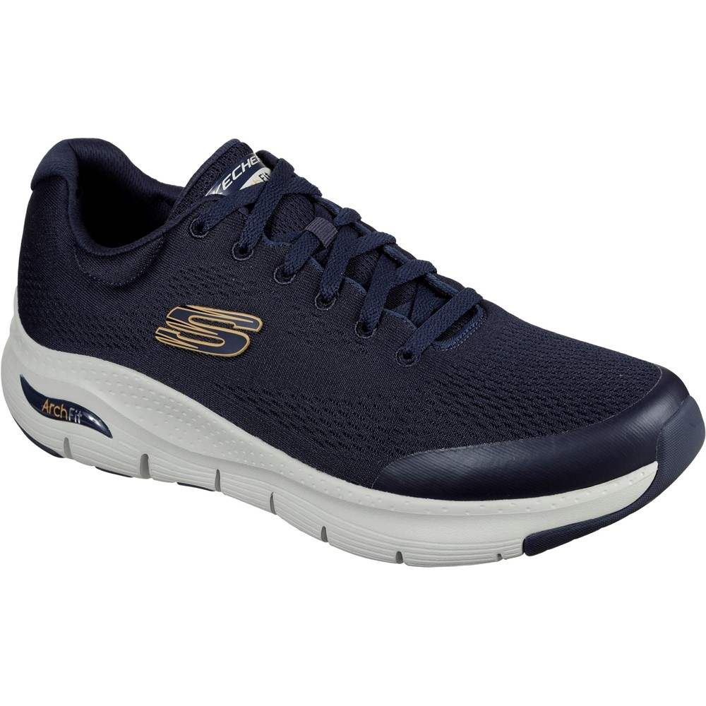 Skechers Mens 232040 Arch Fit Navy Lace Sizes - 7 to 12 Price - £79