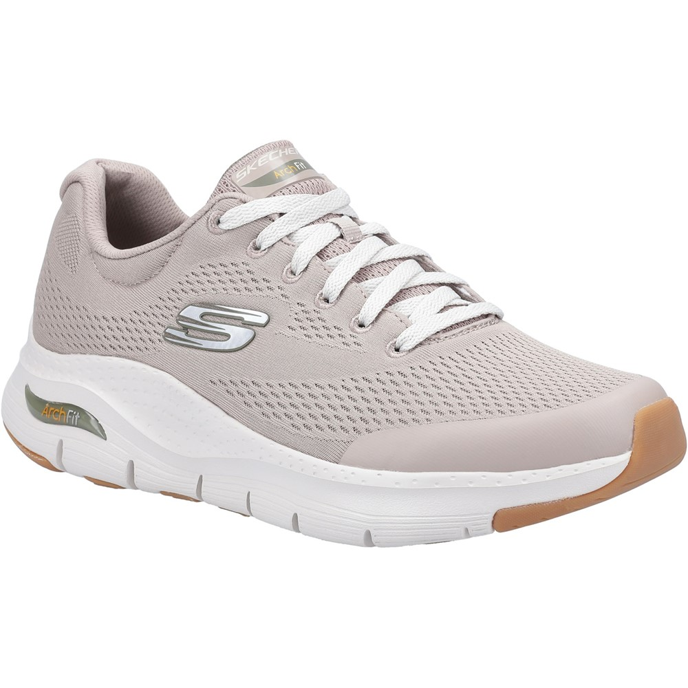 Skechers Mens 232040 Arch Fit Taupe Lace Sizes - 8,9 and 10. Price - £79