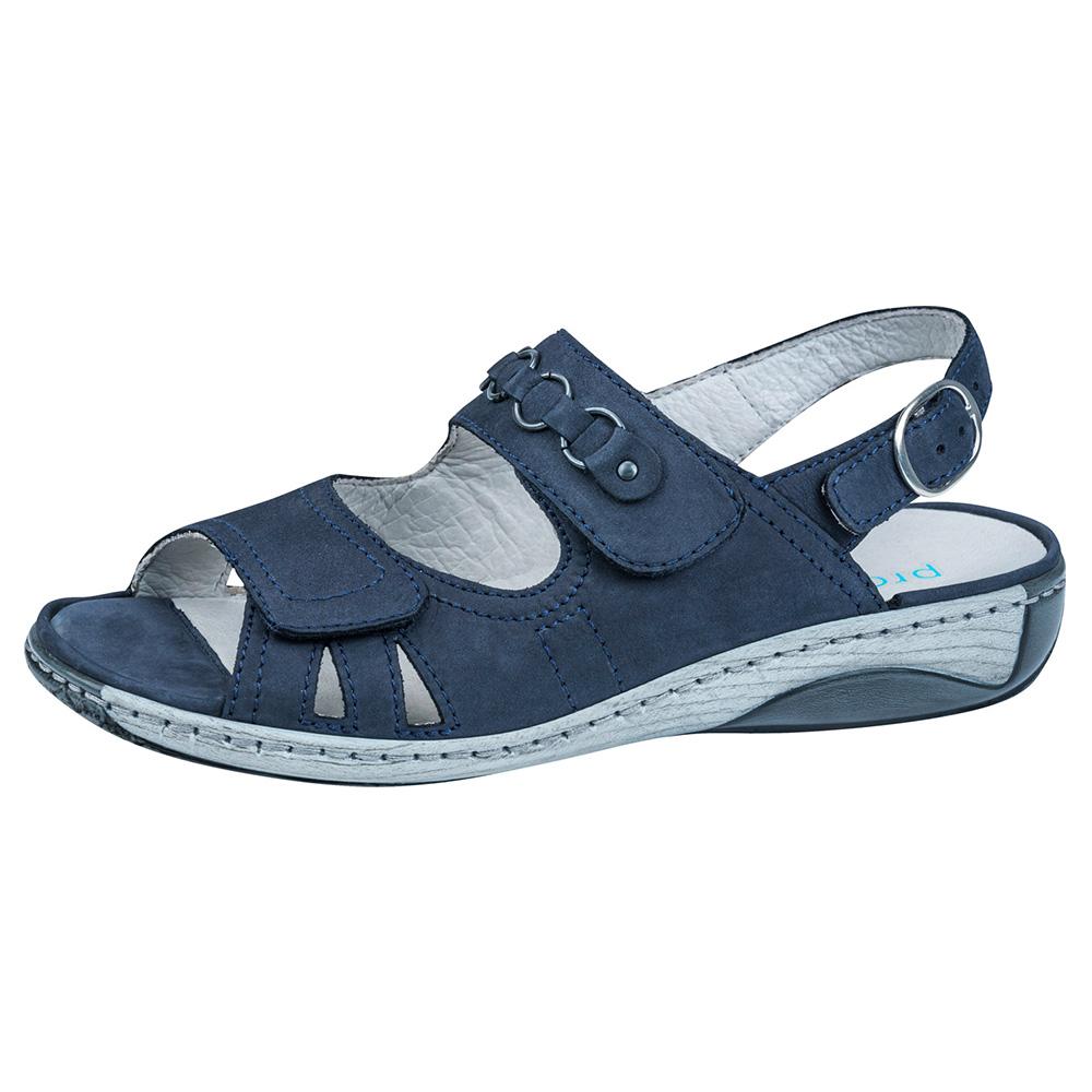 Waldlaufer 210004 Garda marine twin strap sandal Sizes - 4 to 7 Price - £62